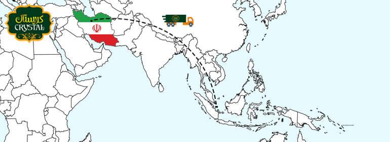 صادرات خرما به سنگاپور