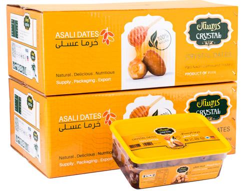 قیمت خرما عسلی صادراتی