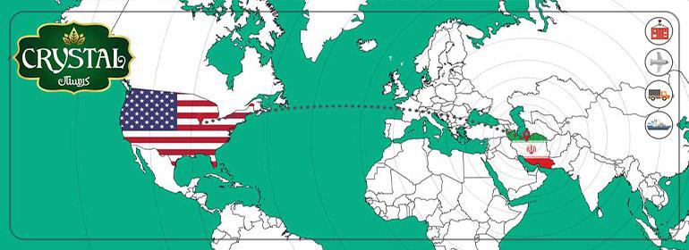 صادرات خرما به امریکا