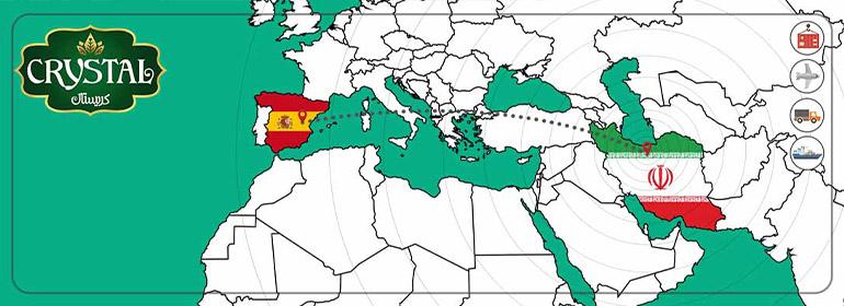 صادرات خرما به اسپانیا