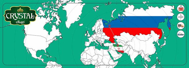 صادرات خرما به روسیه