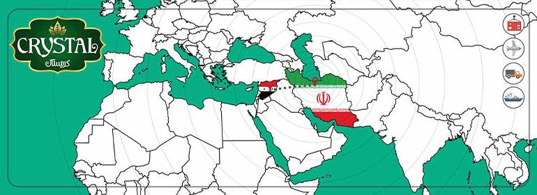 صادرات خرما به سوریه