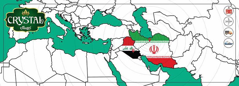 صادرات خرما به عراق