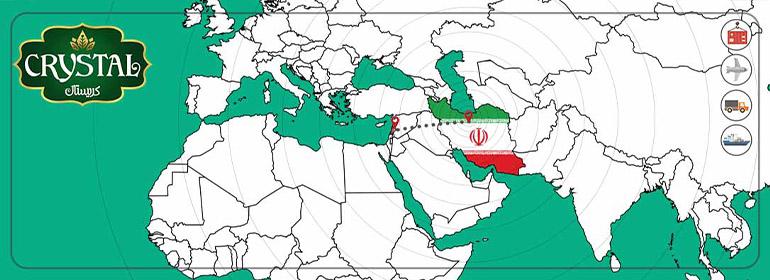 صادرات خرما به لبنان