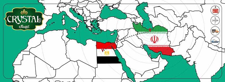 صادرات خرما به مصر